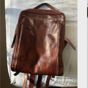 Genuine Italian Leather backpack